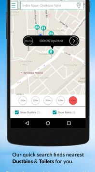 Dutolo- Dustbin Toilet Locator apk screenshot