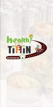 Healthy Tiffin poster