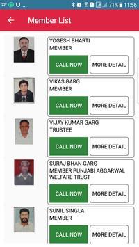 Punjabi Aggarwal Sabha screenshot 3