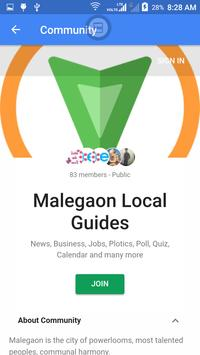 Malegaon apk screenshot