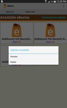 eBasta screenshot 3