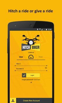 Hitch Biker poster