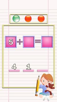 Mental Maths poster
