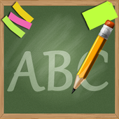 Toddler Learning Alphabets icon
