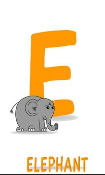 Toddler Learning Alphabets apk screenshot