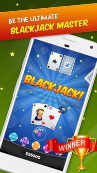 Blackjack Master screenshot 1