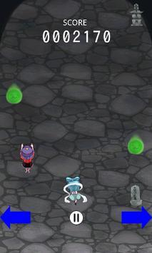 東方 せいがとよしかの墓場ドライブ~無料暇つぶしゲーム~ screenshot 3