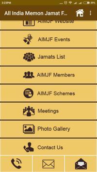 All Ind Memon Jamat Federation apk screenshot