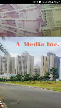 AMedia Inc. poster