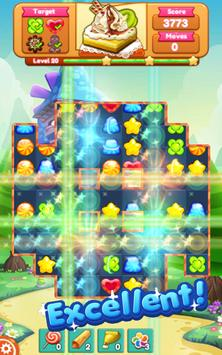 Candy Cake Crush poster