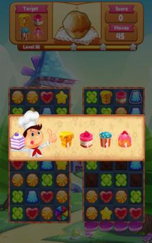 Candy Cake Crush screenshot 4