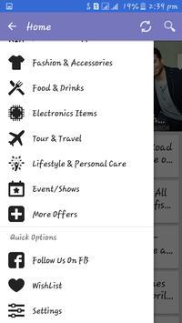 Findmyoffer-Get Latest Offers apk screenshot
