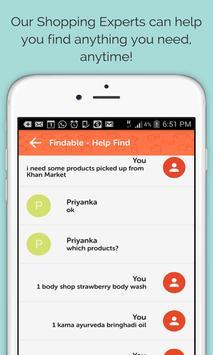 Personal Shopping Assistants apk screenshot