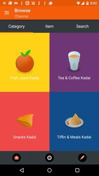 Find A Kadai -  Street Food poster