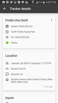 Findlo Monitor screenshot 2