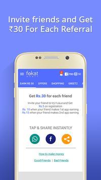 Fokat Money - Free Recharge screenshot 1