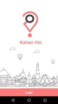 Kahan Hai? - Friends Locator poster