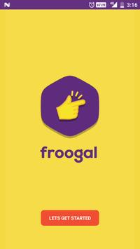Froogal poster