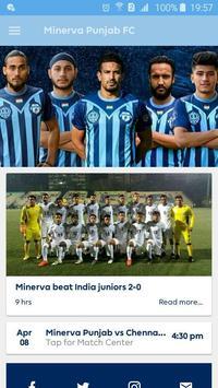 Minerva Punjab FC Official poster