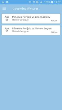 Minerva Punjab FC Official apk screenshot