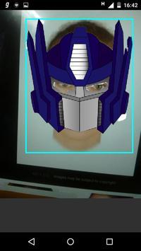 Face Tracker screenshot 1