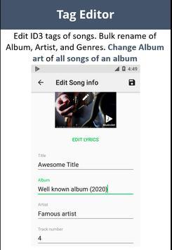 Musicolet screenshot 4