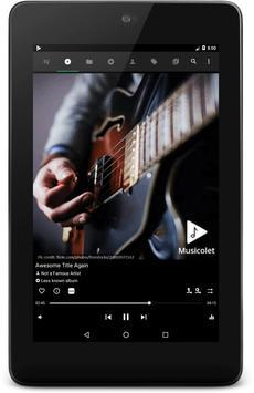 Musicolet screenshot 9
