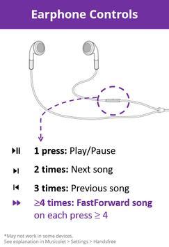 Musicolet screenshot 2