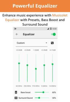 Schermata apk Musicolet Music Player [Free, No ads]