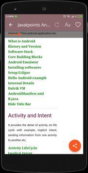 Job Interview Questions : All apk screenshot