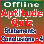 Statements Conclusion -4(IBPS) icon