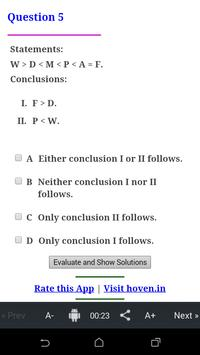 Statements Conclusion -4(IBPS) apk screenshot