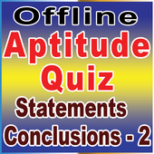 Statements Conclusion -2(IBPS) icon