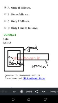Statements Conclusion -2(IBPS) screenshot 7