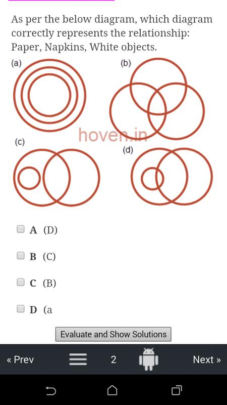 Analytical quiz venn diagrams apk download free education app for analytical quiz venn diagrams apk screenshot ccuart Images