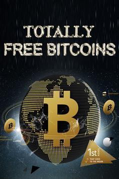 Free Bitcoin Mining Faucet- Free BTC poster