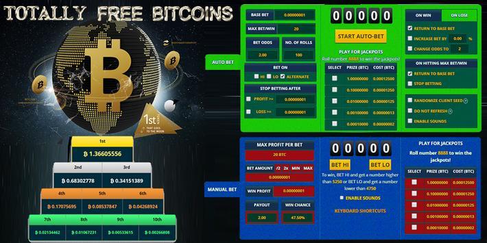Free Bitcoin Mining Faucet- Free BTC screenshot 2