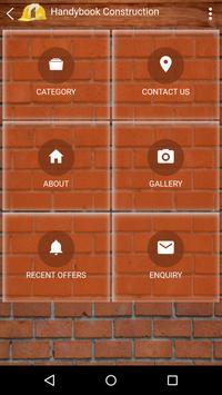 HandyBook Construction screenshot 2