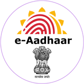 Aadhaar Mobile Card icon