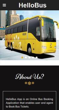HelloBus - Online Bus Ticket and Hotel Booking screenshot 1