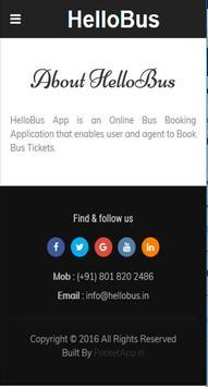HelloBus - Online Bus Ticket and Hotel Booking screenshot 3