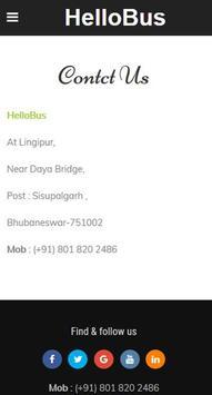 HelloBus - Online Bus Ticket and Hotel Booking screenshot 7