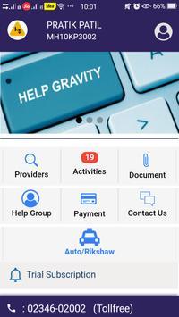 Help Gravity poster
