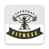 Everyday Fitness Gym icon