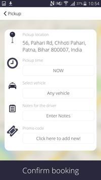 Humsafar Cabs apk screenshot