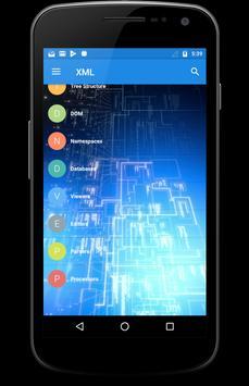 XML Basics apk screenshot