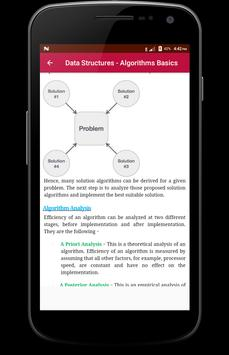 Data Structure apk screenshot