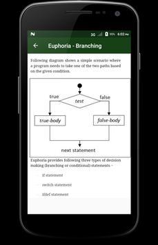 Learn - Euphoria screenshot 2