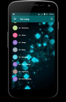 Learn - Go-Lang screenshot 3