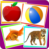 Kids Picture Dictionary icon